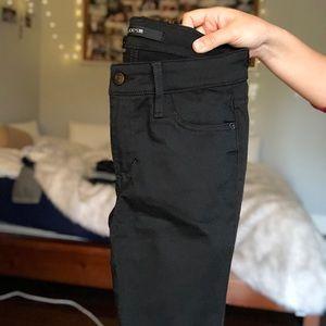 joe's black pants